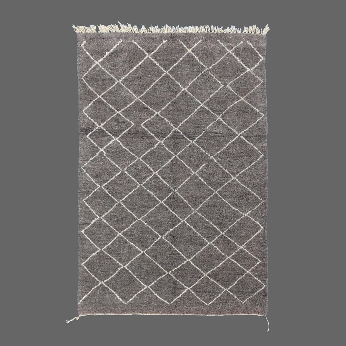 tapis de beni ouarain | secret berbère