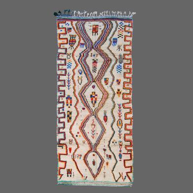 Azilal Rug, Berber Rug, Vintage Rug