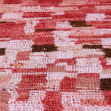 vintage berber boujad rug