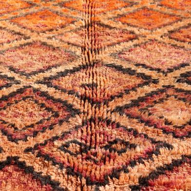 Tapis Berbère, tapis de Béni M'Guild