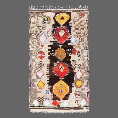 Tapis berbere d'ourika