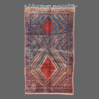 Tapis berbère de Taznakht