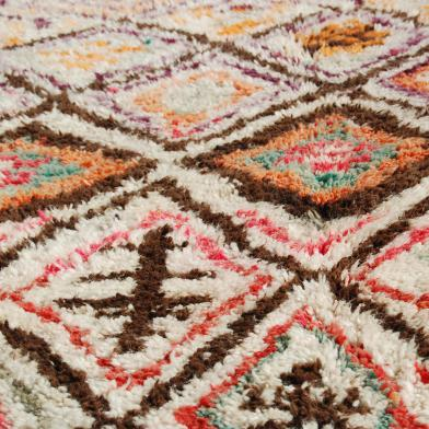 tapis berbere de Talsint