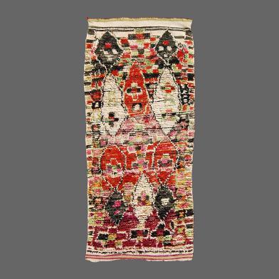Talsint vintage rug, Aït Bou Ichaouen rug, Berber rug
