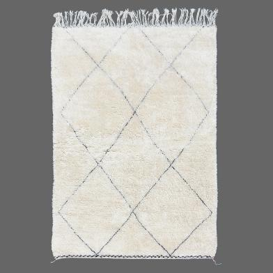 Tapis de Béni Ouarain, Béni Ouarain rug