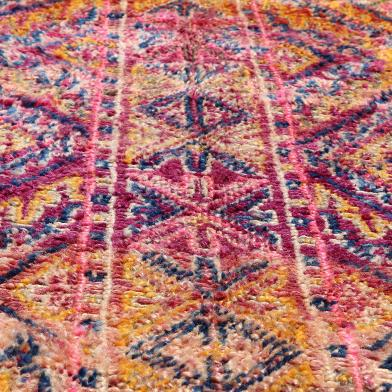 Tapis de Zaïane Ancien, Vintage Zaïane  rug
