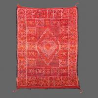 tapis Berbère ancien de Zaïane