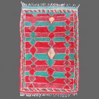 Ce tapis Azilal apportera charme et personnalité dans n´importe quel endroit ou il soit placé.