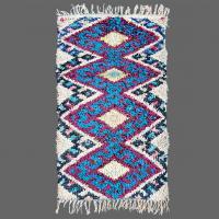 Boucherouite Rug, Berber Rug