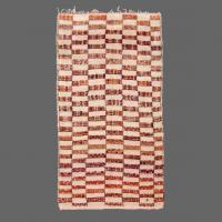 Beni Ouarain Rug, Berber Rug, Vintage rug