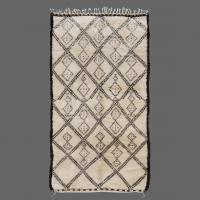 Berbere rug, Beni Ouarain rug