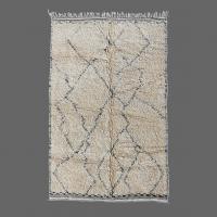 tapis berbere de beni Ouarain