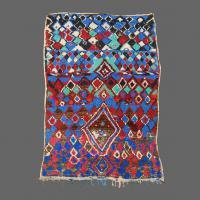 Tapis de Azilal - Azilal rug - Azilal Carpet - Vintage Azilal rug