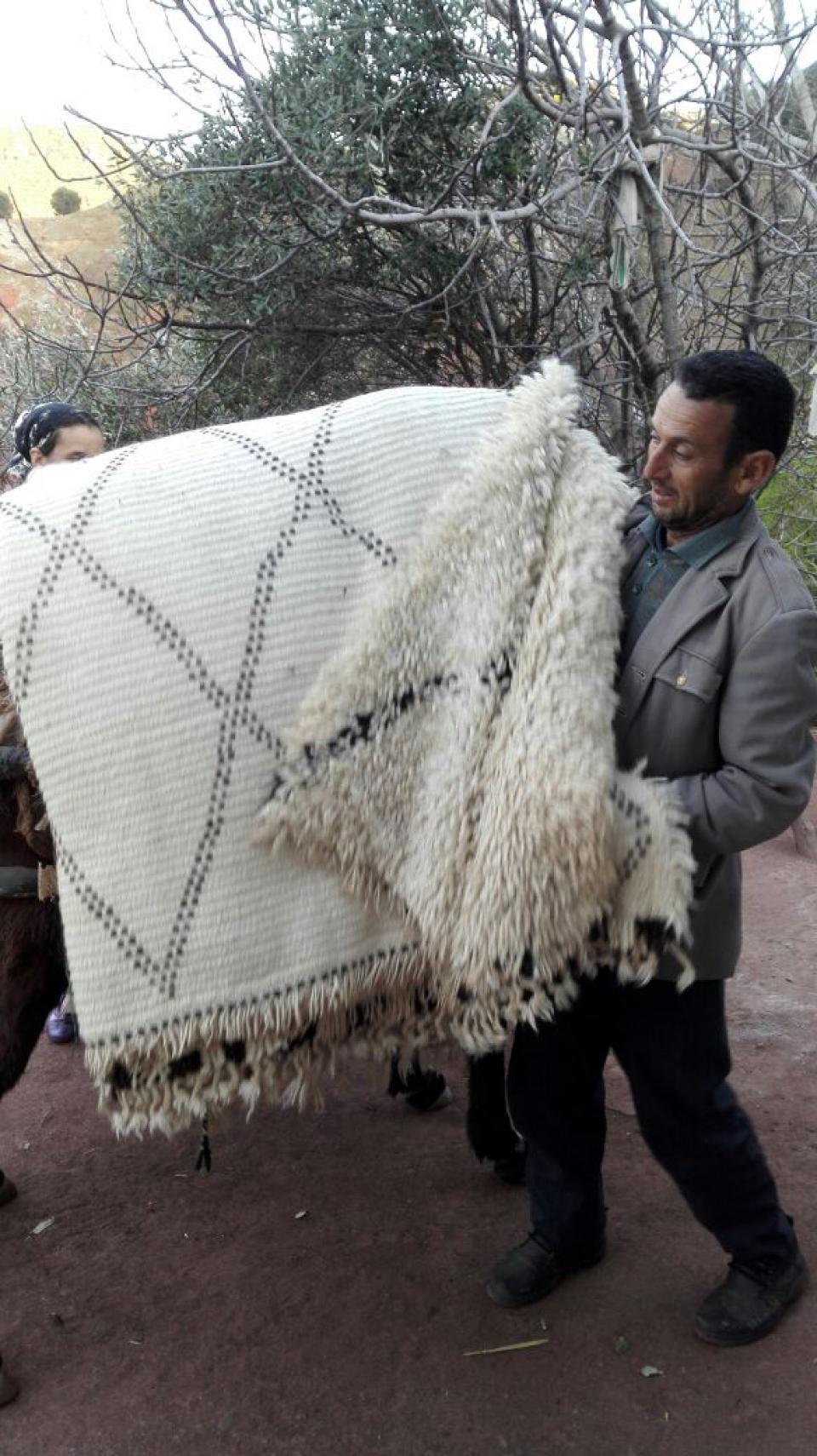 secret berbere et les beni ouarain